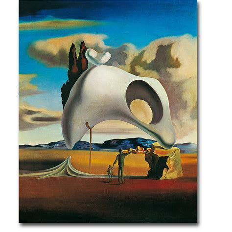 dali 16 art stickers salvador dali artwork art silk poster print 13x16 24x30 inch abstract picture for living room