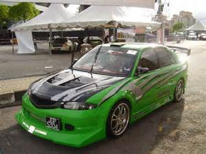 Proton Wira Modified S Photo Gallery Modified Wira Wira Kit Part 1
