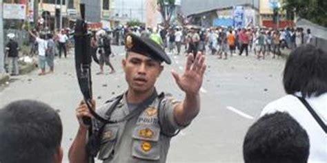 foto kerusuhan ambon   kronologinya gusbud