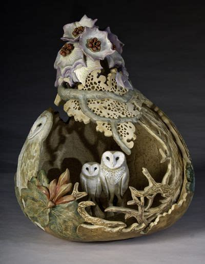 gourd crafts 224 best images about creative gourd on