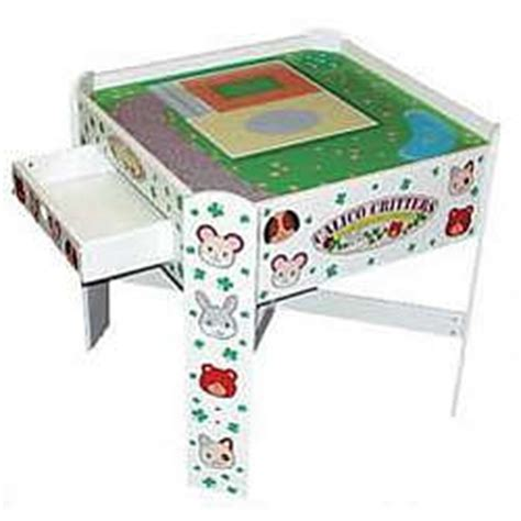 calico critter table calico critters play table findgift