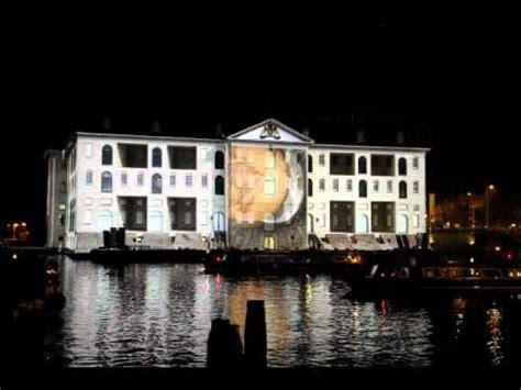 museum amsterdam zaterdagavond opening scheepvaartmuseum amsterdam 3d projection 1