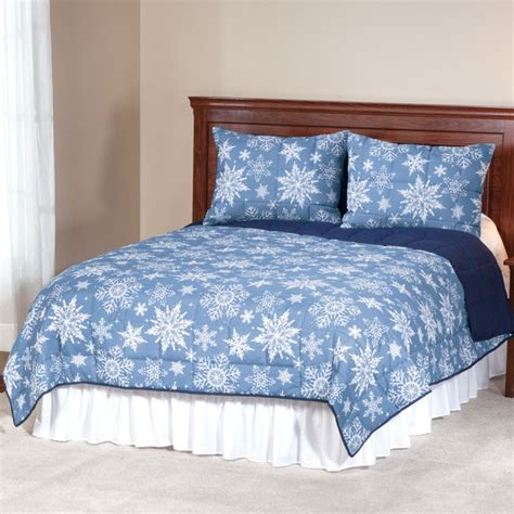 snowflake comforter set 28 images popular snowflake