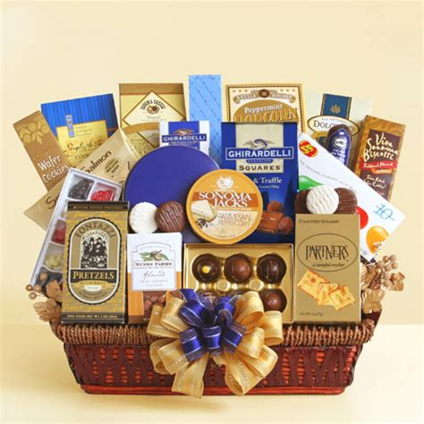 office corporate gift baskets free shipping