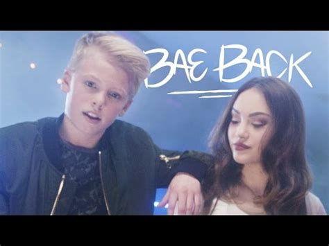 carson lueders bae back (official music video)