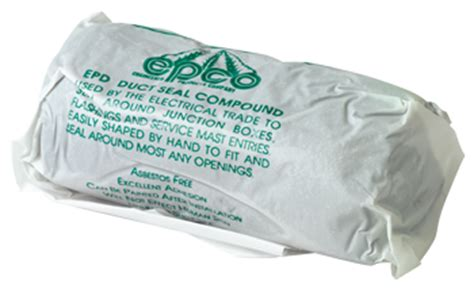 Duct Seal Compound Duct Seal Compound Engineered Products Company