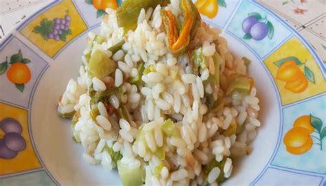 risotto fiori di zucca bimby risotto zucchine e fiori di zucca ricetta fragolosi