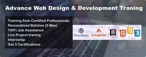 web design company in btm layout what is the best institution for web developer training