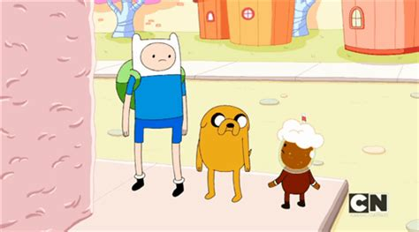 adventure time gift wrap threaten adventure time gif find on giphy