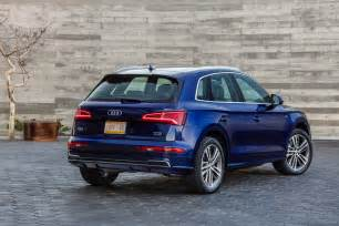 Audi Suv Photos Audi Q5 Suv 2016 Photos Parkers