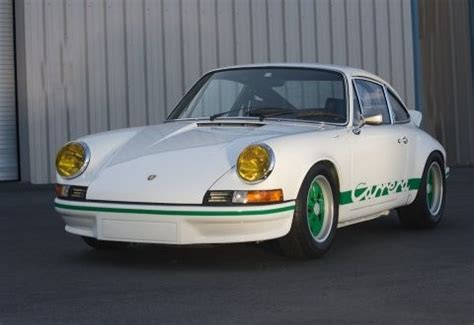 restored just right: 1973 carrera rs lightweight | bring a