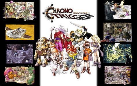 chrono trigger 82 chrono trigger hd wallpapers backgrounds wallpaper