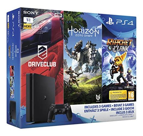 Baru Ps4 Drive Club Ratchet And Clank Dual Pack R3 Region 3 pack ps4 1 to horizon zero ratchet clank