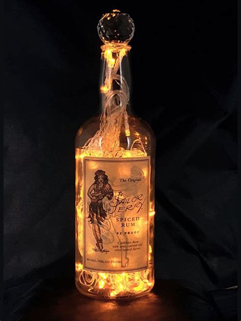 upcycled sailor jerry spiced rum mood therapy liquor