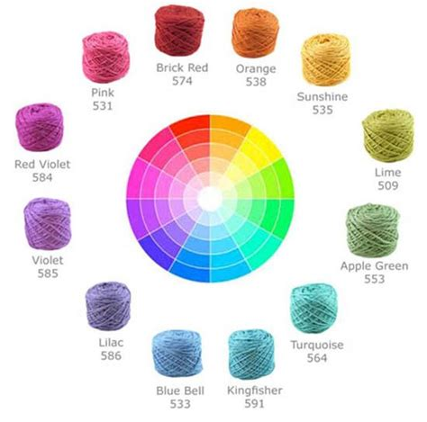 yarn pattern generator yarn colors yarns and color wheels on pinterest