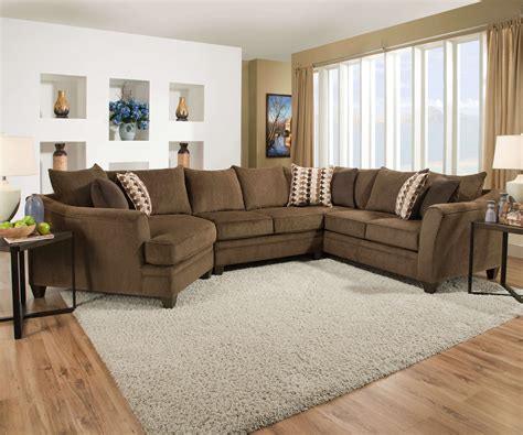 albany sectional sofa 8642 transitional sectional sofa with chaise by albany