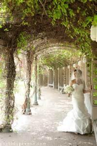 Weddings Botanical Gardens Tara Jason Married In Atlanta Botanical Gardens