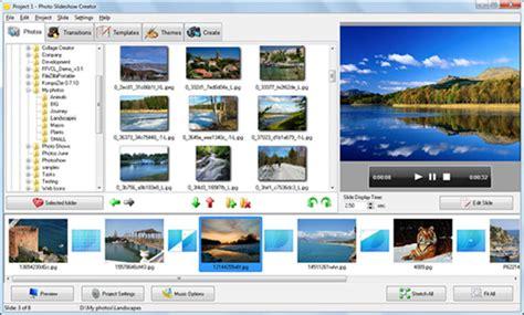 photo slideshow creator make hd photo slideshow with photo slideshow creator download