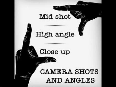 basic camera shots for filmmaking | doovi