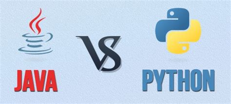 python for the busy java developer the language syntax and ecosystem books python vs java which programming language is more