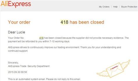 aliexpress order status closed 16 čo znamen 225 zmrazen 225 objedn 225 vka na aliexpress