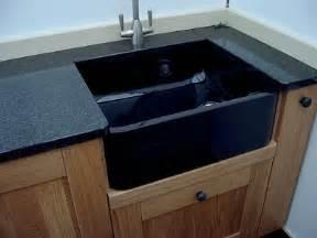 granite kitchen sink black solid granite kitchen sink black fittedsinglebelfastjpg solid granite