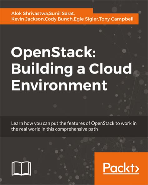 openstack building a cloud environment o reilly media