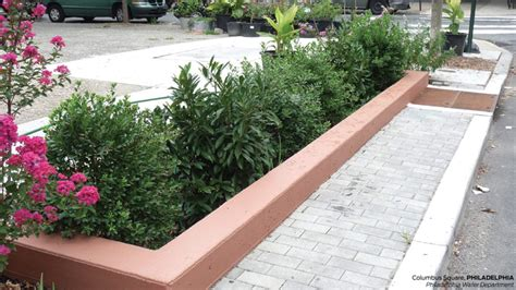 What Is Planters by Bioretention Planter National Association Of City