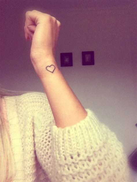 cute small heart tattoos 60 hearts tattoos for wrists