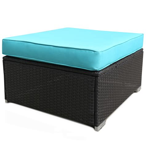 pc patio wicker sofa furniture sectional set outdoor