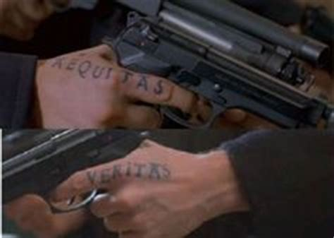 boondock saints hand tattoos boondock saints tattoos become one ink ink and