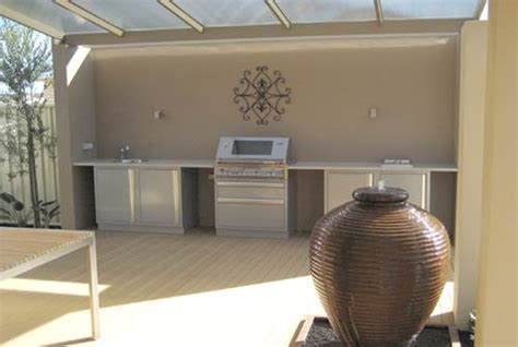 Concrete Cabinets Outdoor Kitchens Perth Outdoor Living Perth Wa