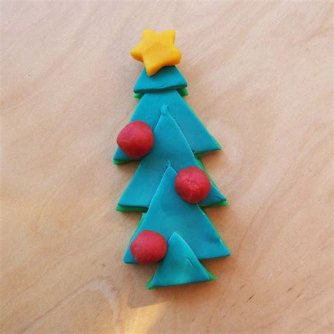 play dough decorations conductive play dough tree project