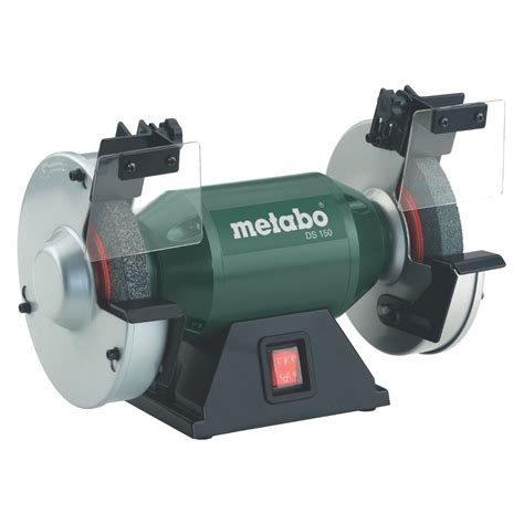 bench grinder machine metabo bench grinder 350w ds150 sanding grinding
