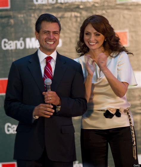 adela noriega y su esposo 2015 presidentes mexicanos vinculados con actrices huffpost