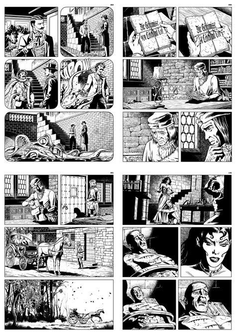 tavole originali fumetti ottobre 2010 sergio giardo