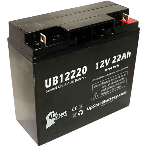 Battery Ups Apc Rbc 18 apc smart ups 1500 3000 battery ub12220 12v 22ah sealed lead acid sla agm ebay