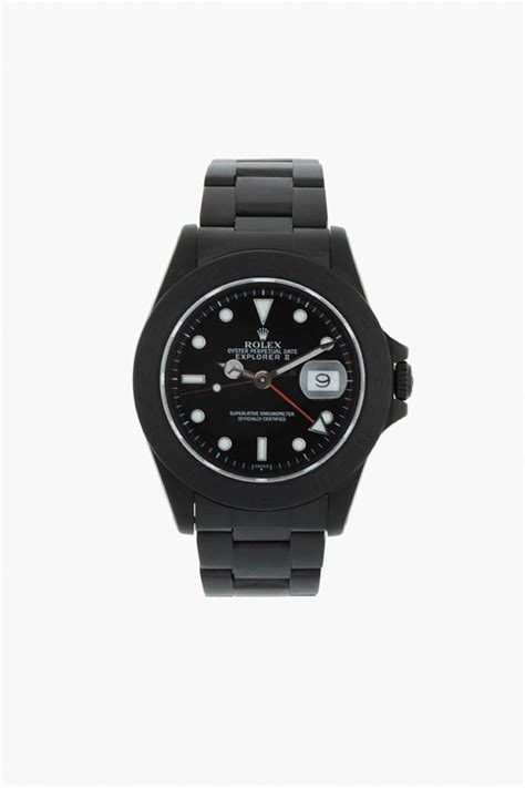Rolex Black Limited rolex black limited edition
