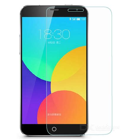 Tempered Glass Meizu Mx4 5 36inc finesource 9h 2 5d tempered glass screen guard protector