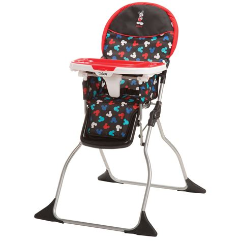 Mickey Mouse Toddler Chair by Disney Baby Mickey Mouse Simple Fold Plus High Chair