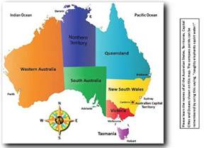 us territories map quiz the australian states territories and capital cities map