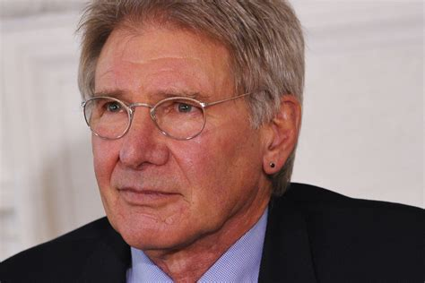 Harrison Ford I With Photoshop Imagining Harrison Ford S Earring On