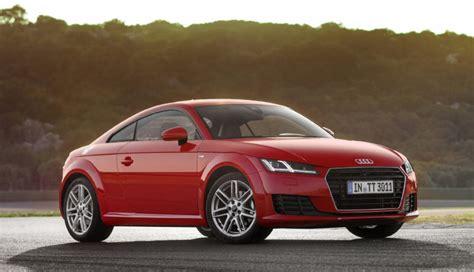 Audi Tt Owners Club by What Car Audi Tt Zum 16 Mal Bestes Coup 233 Tt Owners