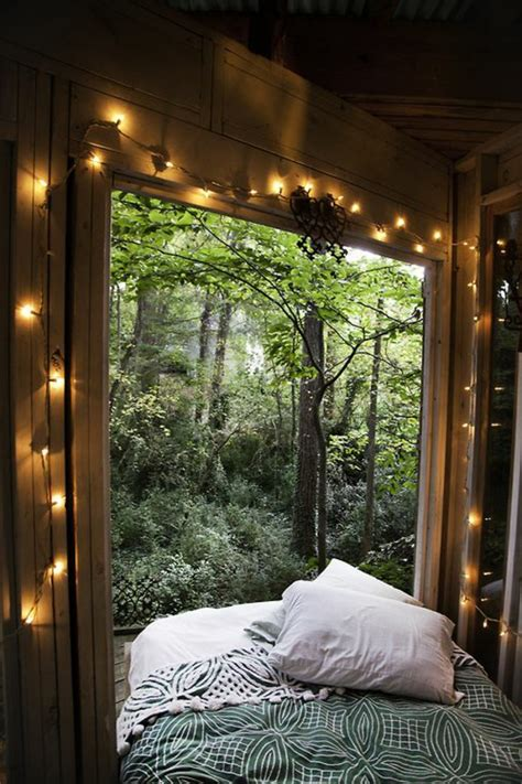lichterkette schlafzimmer traumhafte schlafzimmergestaltung mit herrlicher aussicht
