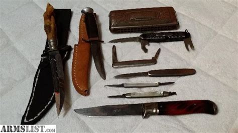 german knives for sale armslist for sale trade german knife collection