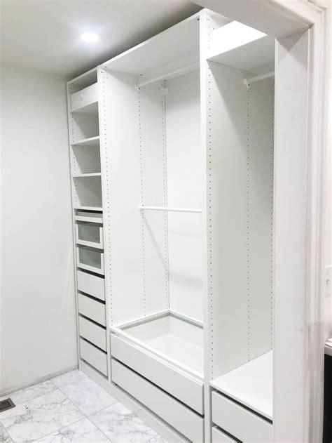 installing  ikea pax wardrobes  tips  planning