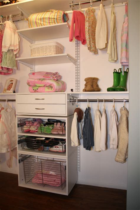 Organized Living Closets by Organized Kid S Closet Design Organized Living