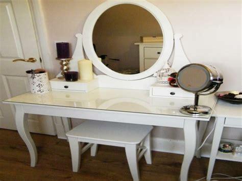 moderne schlafzimmer vanity tisch ikea schminktisch mit spiegel nazarm