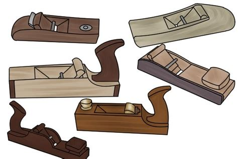 woodworking planes types what are wooden planes made of