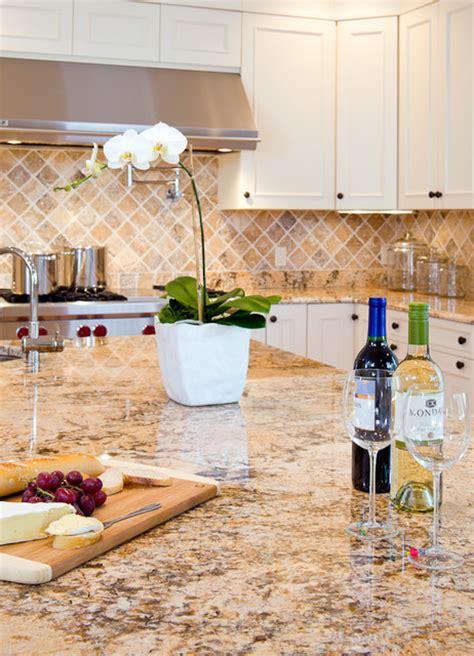 Countertops Boston by Solarius Granite Countertops Traditional Kitchen Boston